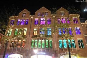 Bâtiment du Ripley's Believe it or not d'Amsterdam