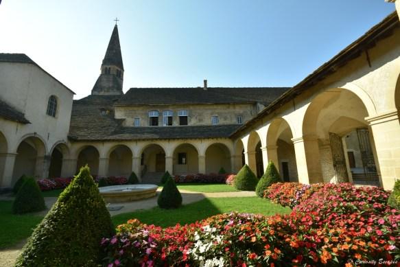 Cloître des Augustins à Crémieu, Isère