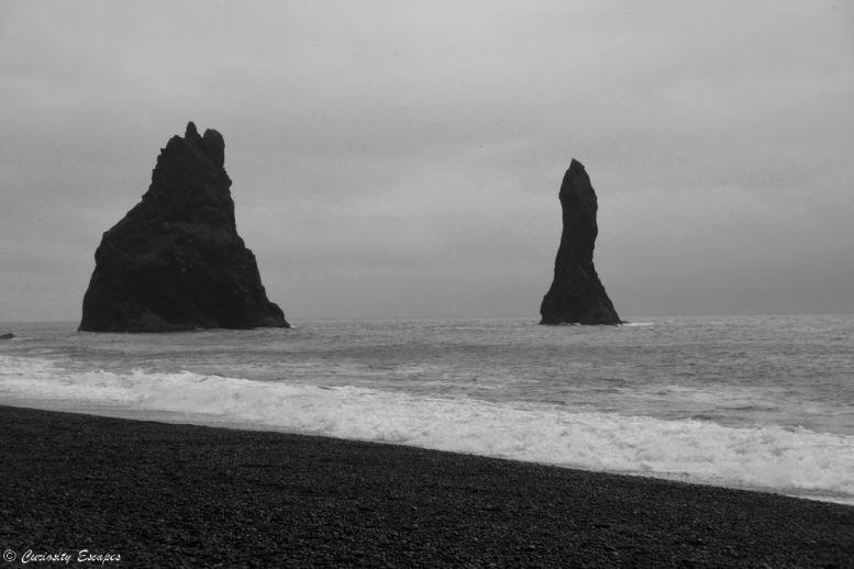 Reynisdrangar, Islande