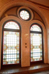 Salle des cuves aux brasseres Heineken, Amsterdam