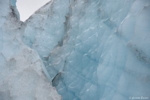 Glacier Svinafellsjokull en Islande