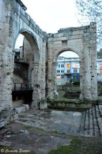 Jardin archéologique de Cybèle à Vienne