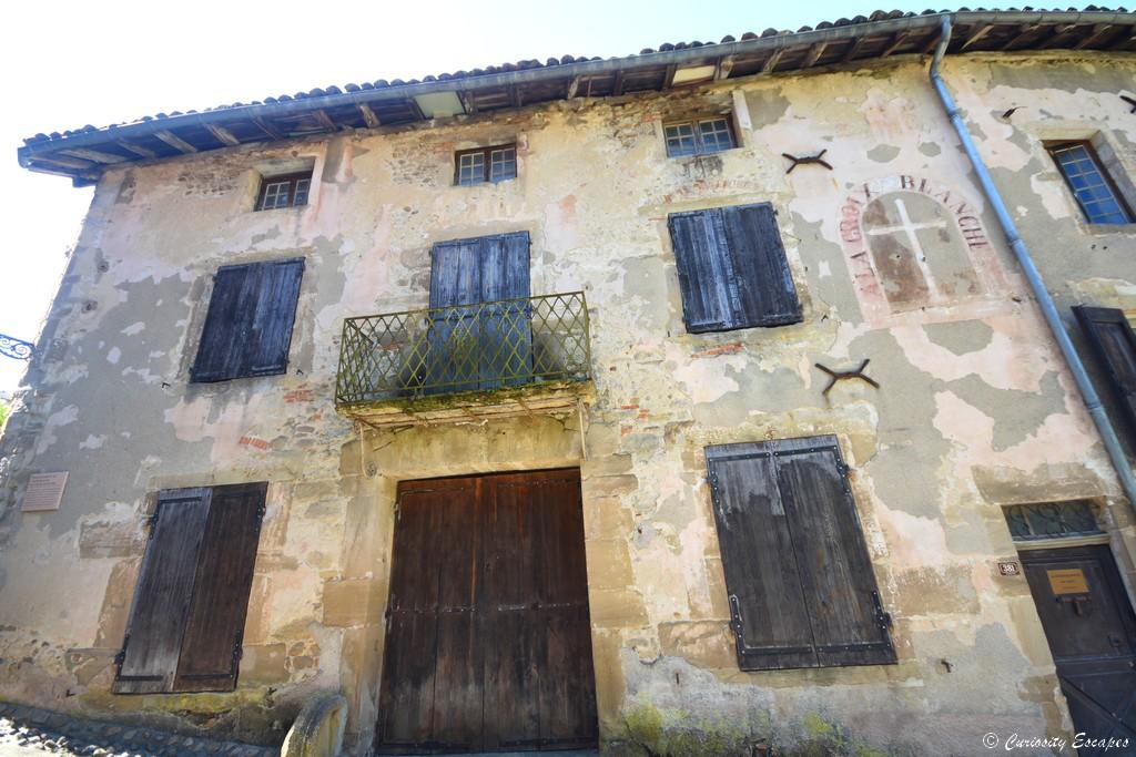 Commerce de Saint Antoine l'Abbaye