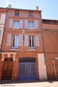 Ruelle de Toulouse