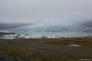 Lagon glaciaire de Fjallsarlon, Islande