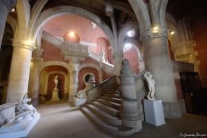 Escalier au musée des Augsutins, Toulouse