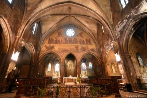 Eglise Notre Dame du Taur à Toulouse