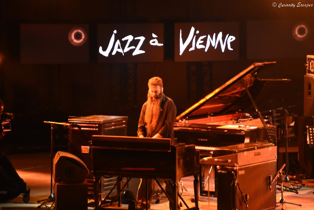 Youn Sun Nah au Jazz à Vienne 2017