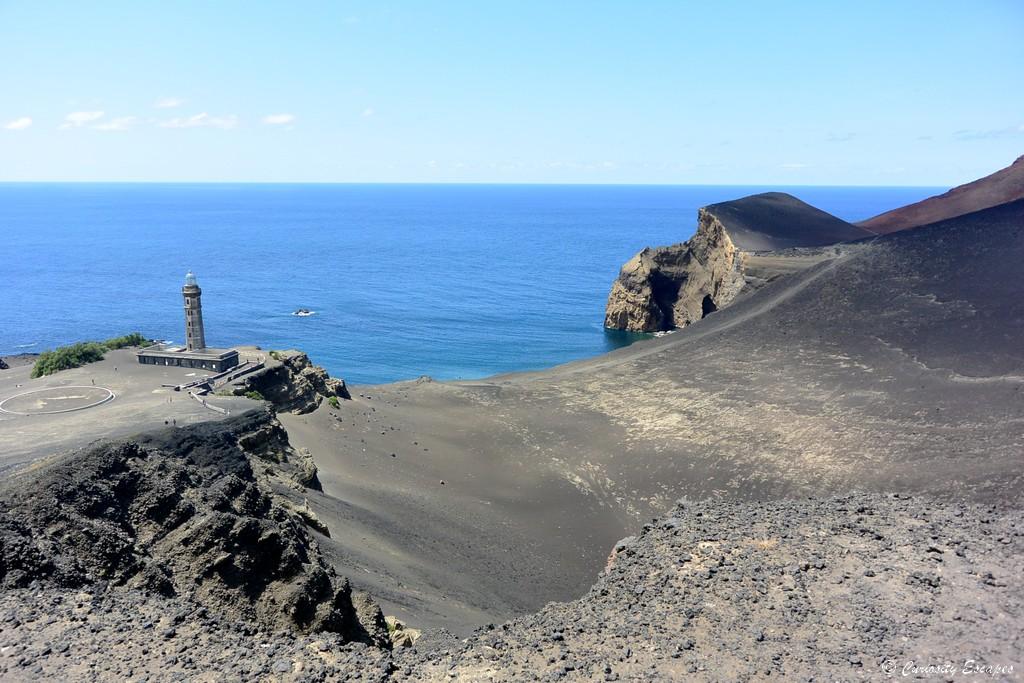 Volcan Capelinhos sur Faial