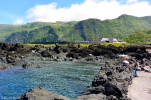 Lieux de baignade dans les îles des Açores