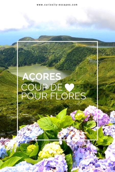 L'île sauvage de Flores aux Açores