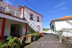 Village de Fajãzinha sur l'île de Flores