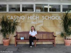 Lycée de Casino High School, Australie