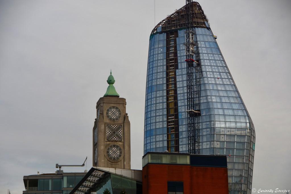 Gratte-ciel de la city de Londres