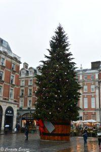 Sapin géant de Covent Garden