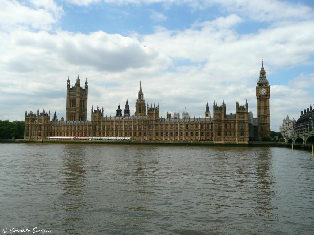 Big Ben et parlement de Westminster, Londres