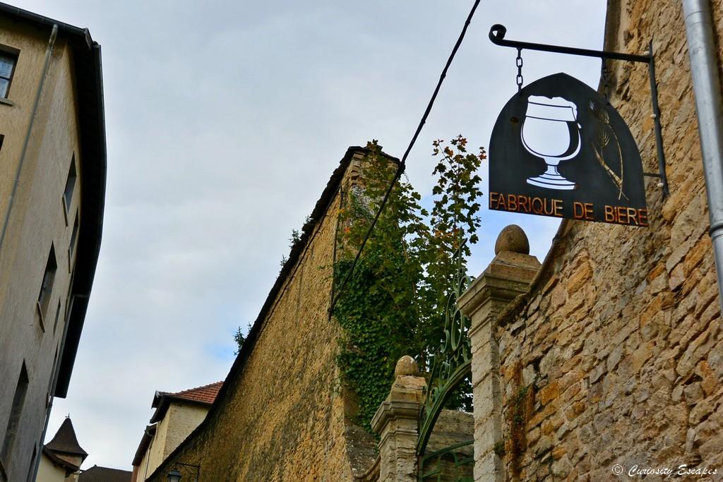 Fabrique de bière artisanale à Crémieu