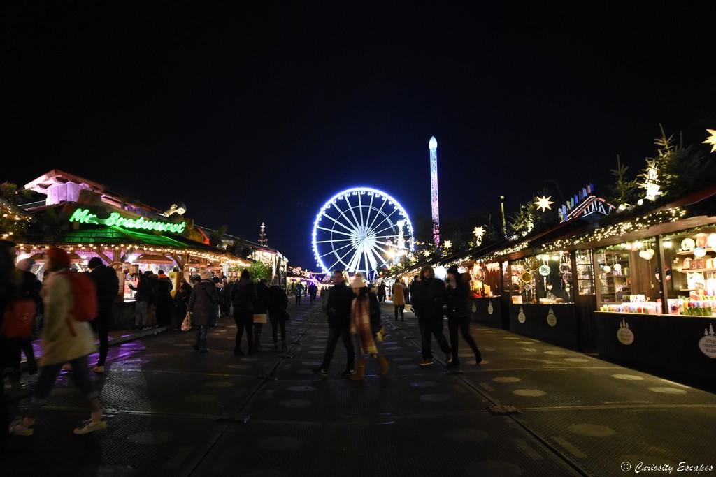 Winter Wonderland, fête foraine d'hiver à Londres