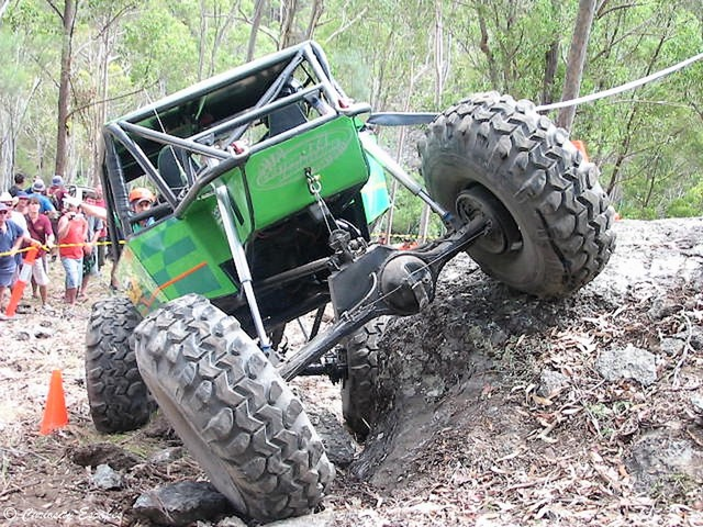 Weekend de 4WD en Australie