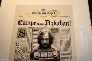 Journal Daily Prophet par MinaLima
