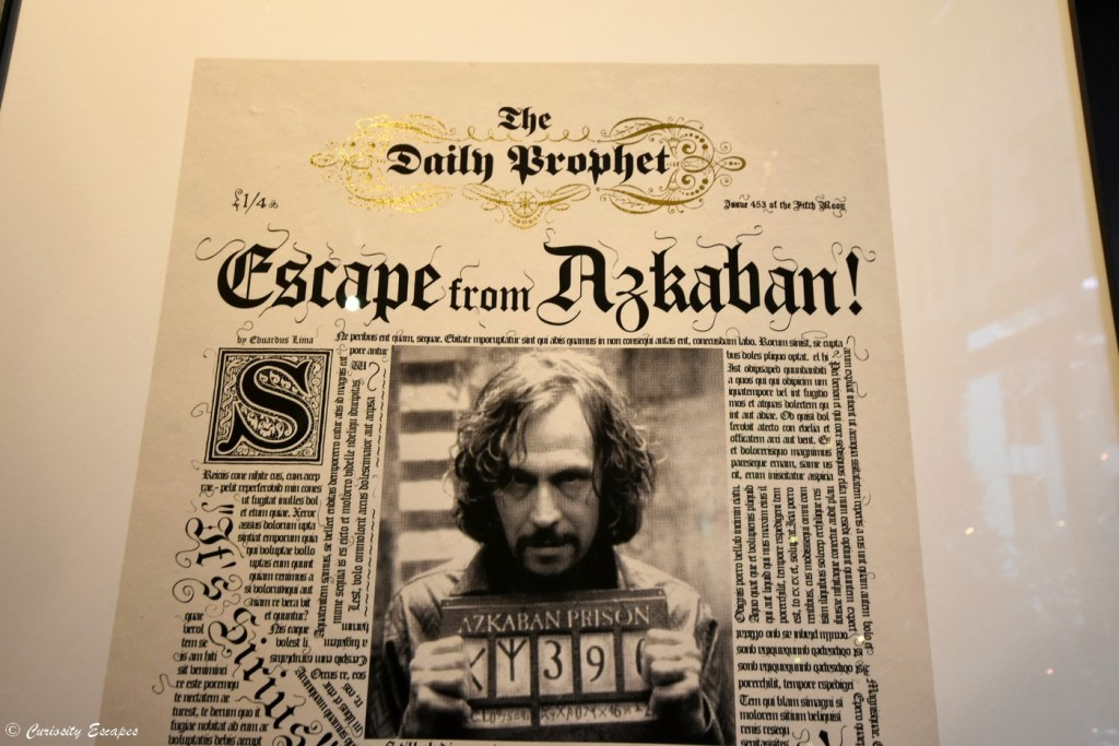 Journal Daily Prophet par MinaLima