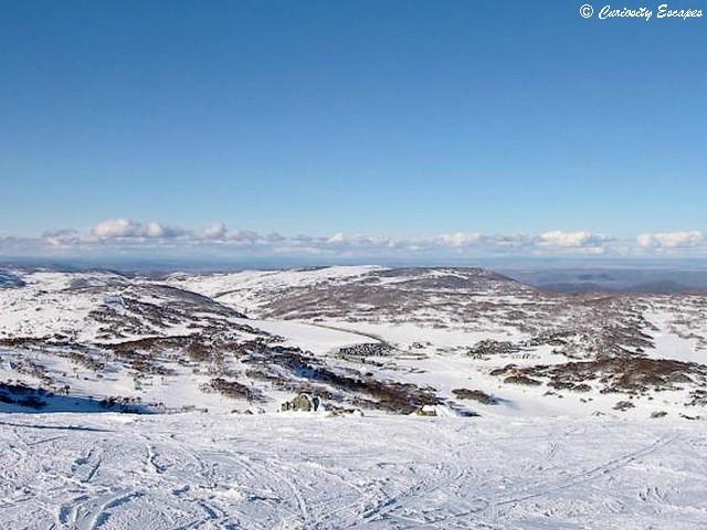 Station de ski en Australie