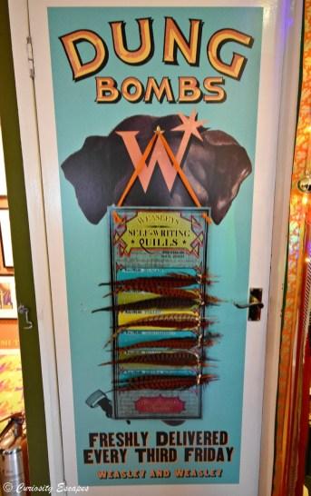 Weasley's Wizard Wheezes chez MinaLima