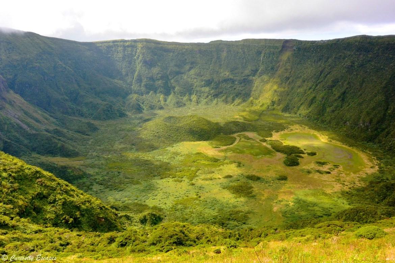 Caldera de Faial, Açores
