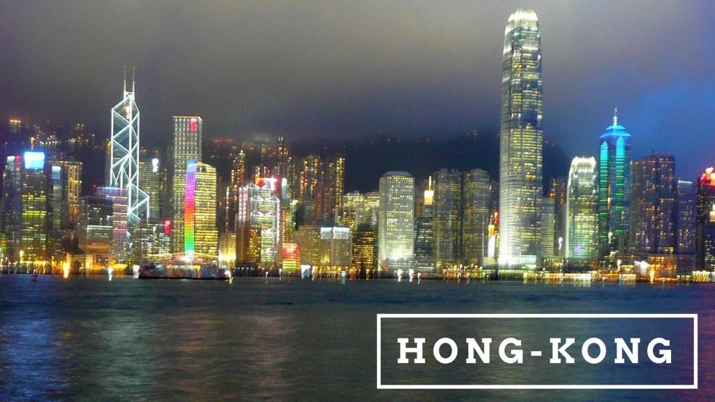 Articles de blog sur Hong-Kong