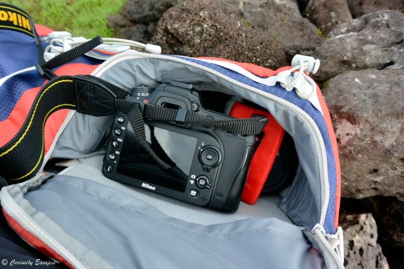 Sac à dos pour appareil photo réflex