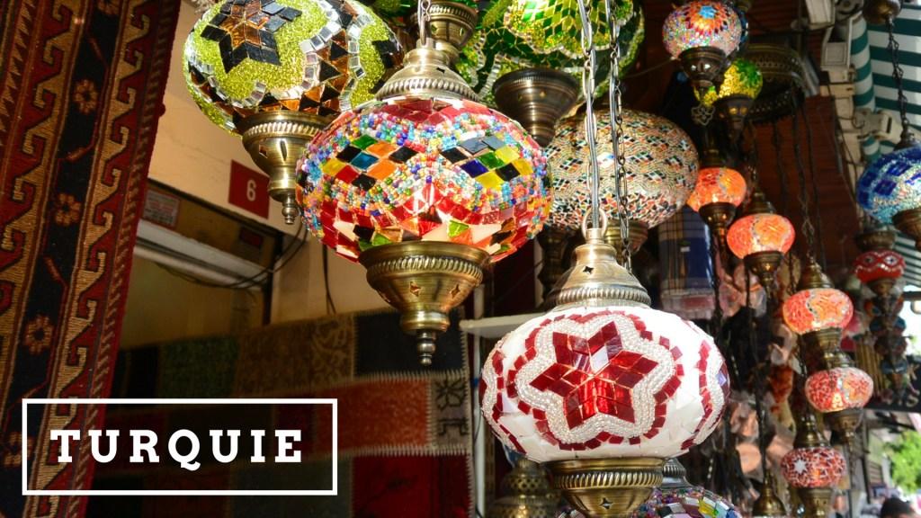 Articles de blog sur la Turquie
