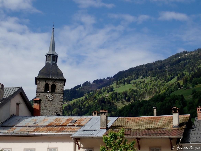 Clocher de Beaufort, Savoie