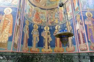 Mosaïques de l'église St Georges, Topola