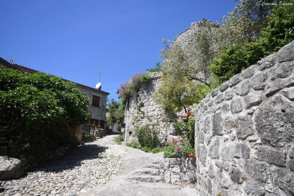 Ruelle de Balazuc, Ardèche