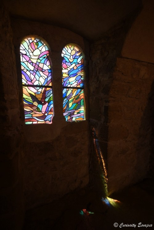 Chapelle du château de Vogüé