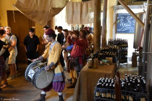 Concert aux Ursulines lors des Médiévales Crémieu