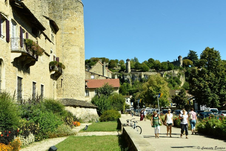 Cité médiévale de Crémieu, Isère