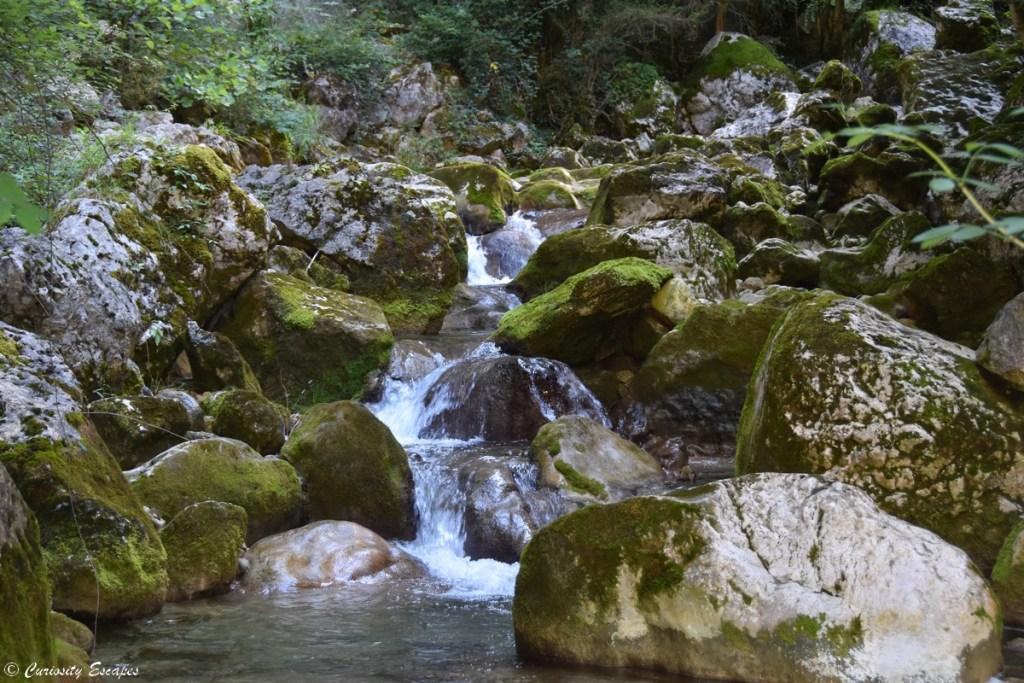 Gorges du Nan, Isère