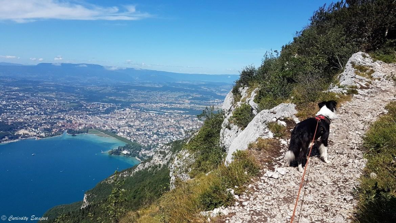 Sentier des crêtes du Mont Veyrier