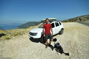 Voyager en Croatie avec son chien