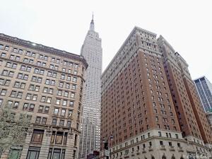 Empire State Building de jour