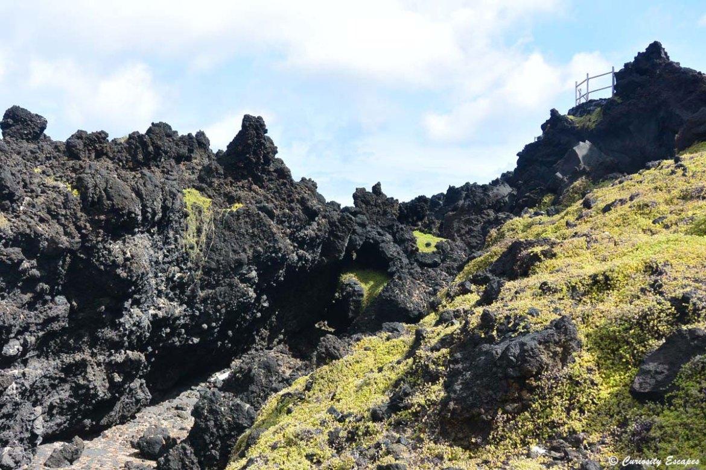 Arches volcaniques de Cachorro, Pico