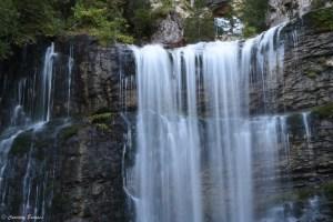 Grande cascade et cascade de la source, Chartreuse