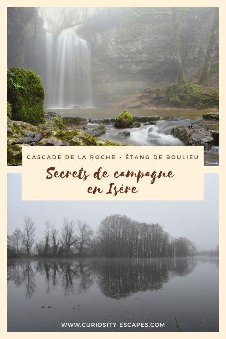 Lieu secret et insolite dans la campagne iséroise