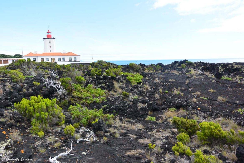 Phare de Ponta da ilha, Pico, Açores