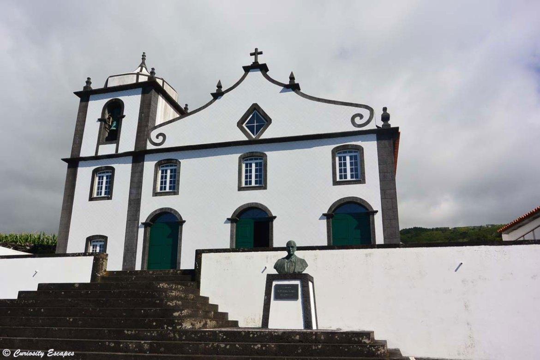 Eglise de Sao Joao, Pico, Açores