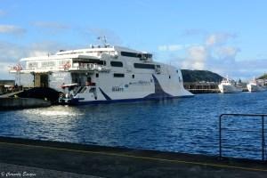 Ferry inter-îles des Açores