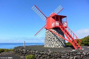 Moulin rouge de Pico, Açores