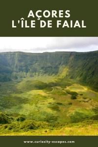 Visiter l'île de Faial aux Açores: les sites d'intérêt