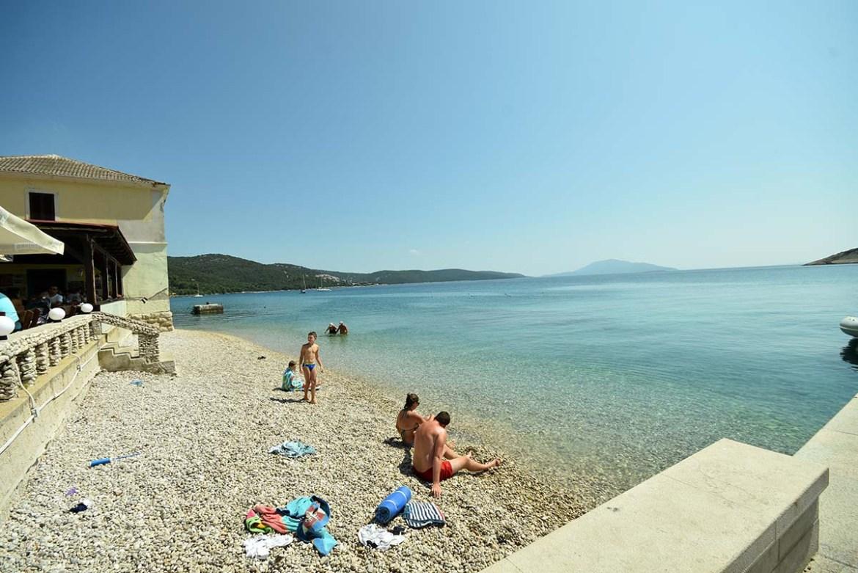 Village de Martinšćica sur l'île de Cres